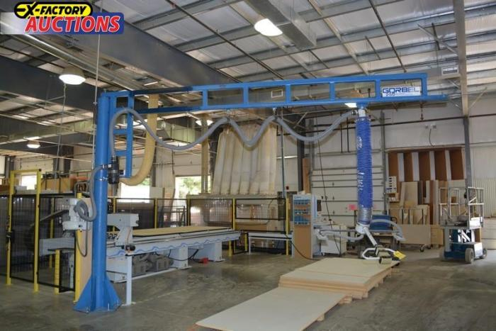 Forbes Custom Cabinets Late Model Machinery Including